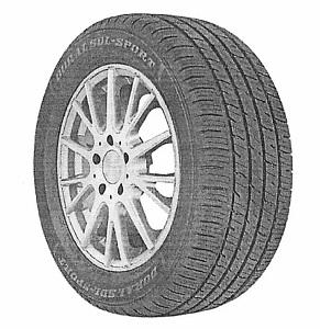 Tires 205 55R16 >> Doral Doral Sdl Sport 205 55r16 Dor41