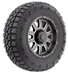 Americus Rugged M/T LT315/70R17